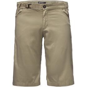Black Diamond Credo Shorts Men dark cley